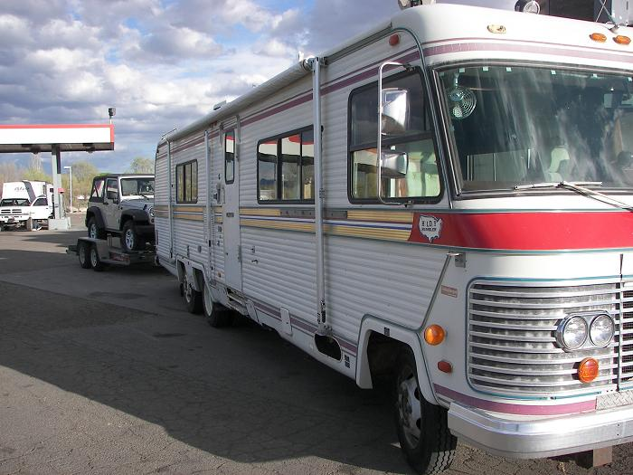1978, 34', holiday rambler